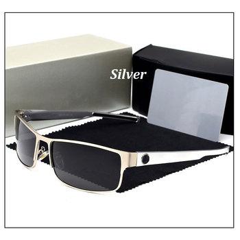 9e7684ab58 Gafas De Sol polarizadas para hombre, Gafas De Sol Okulary De marca  rectangular, Gafas