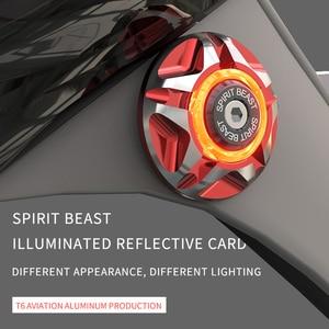 Spirit Beast Motorcycle Light