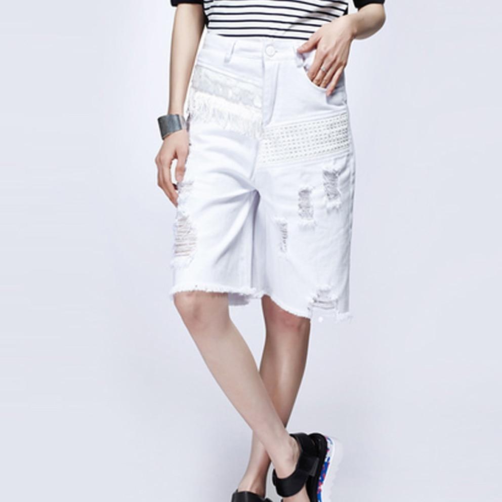 Jean Capri Pants Promotion-Shop for Promotional Jean Capri Pants ...