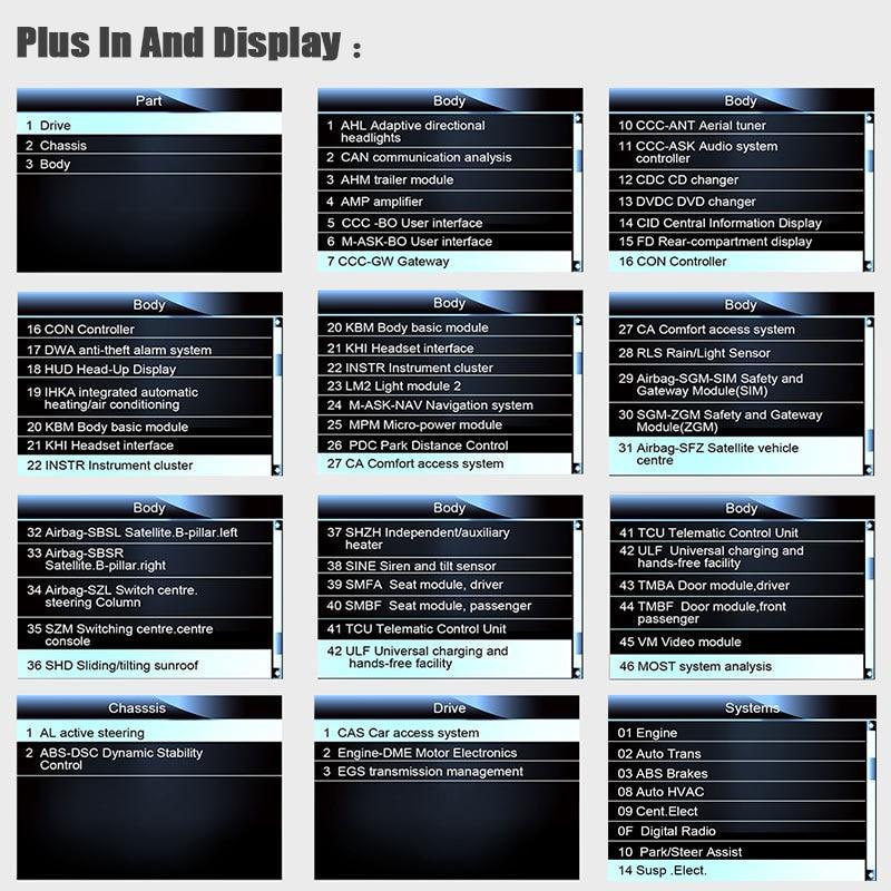 Image 4 - FOXWELL NT510 Elite для Mercedes Benz W211 W204 W220 диагностический сканер OBD OBDII ABS подушка безопасности масло EPB инструмент сброса OBD2 код ридер-in Считыватели кодов и сканирующие инструменты from Автомобили и мотоциклы on