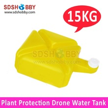 15KG Water Liquid Tank for Agricultural Plant Protection Drone Multicopter