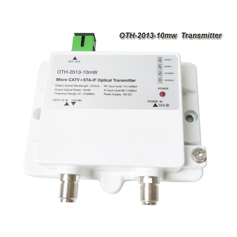 FTTH ORH 2020 optical receiver with 1260 1660nm 47 2150MHz MINI CATV