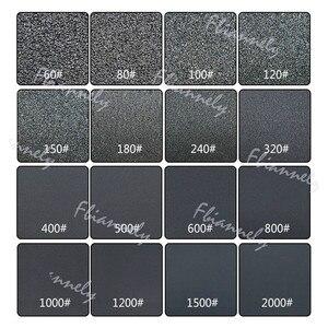 Image 5 - 230 × 280 ミリメートルグリット 180 400 800 1000 1200 1500 2000 ウェットとドライサンドペーパー研磨防水紙シーツ