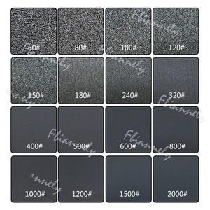 230x280 мм Грит 180 400 800 1000 1200 1500 2000 наждачная бумага для влажных и сухих работ абразивные шлифовальные Водонепроницаемый Бумага листов