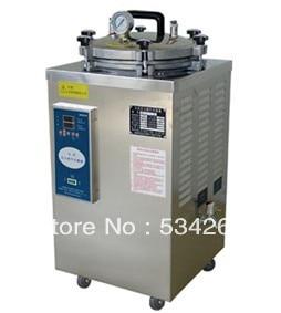 30L Vertical Pressure Steam AUTOCLAVE Self Control and Digital Display rice cooker parts steam pressure release valve