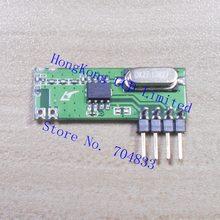 Rfm210lcf RFM210LCF-A ask/ook sem fio data receptor moduleSub-1GHz módulo de recepção 315mhz 433mhz