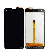 Nouveau pour highscreen omega prime s écran lcd avec écran tactile digitizer assemblée pour highscreen omega prime s lcd