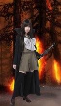 Envío Libre Shakugan No Shana Shana Marinero Uniforme de Cosplay del Anime