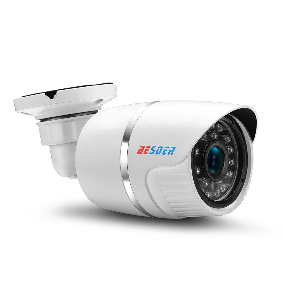 Super 3MP 4MP Full HD CCTV 24 IR LED Night Vision Metal Infrared Outdoor Waterproof Bullet