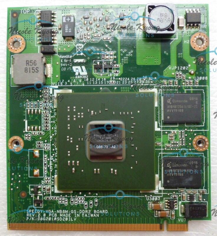 9300 м G86-735-A2 NE3VG3000-A11 NB8M-GS-DDR2 08G2010SD20ILV 08G2010SD20YLV VGA видео карты для Lenovo Y510 y510a F51 F51A V550