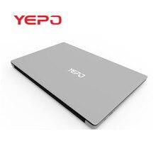 YEPO 737A6 15,6 дюймов 1080 P HD ноутбук 6 + 64G игровой рабочий ноутбук для Windows10 0.3MP камера ноутбук