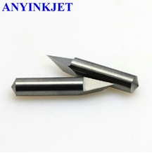 цена на 5pcs 45 Degree High Quality Loline blade Loline knife for Ioline Vinyl Cutter Plotter