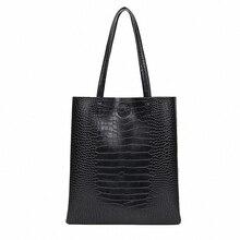 Mode Alligator Leder Frauen Handtaschen Luxus Große frauen Umhängetaschen Damen Ledertaschen Frau Sac Ein Haupt Femme De Marque