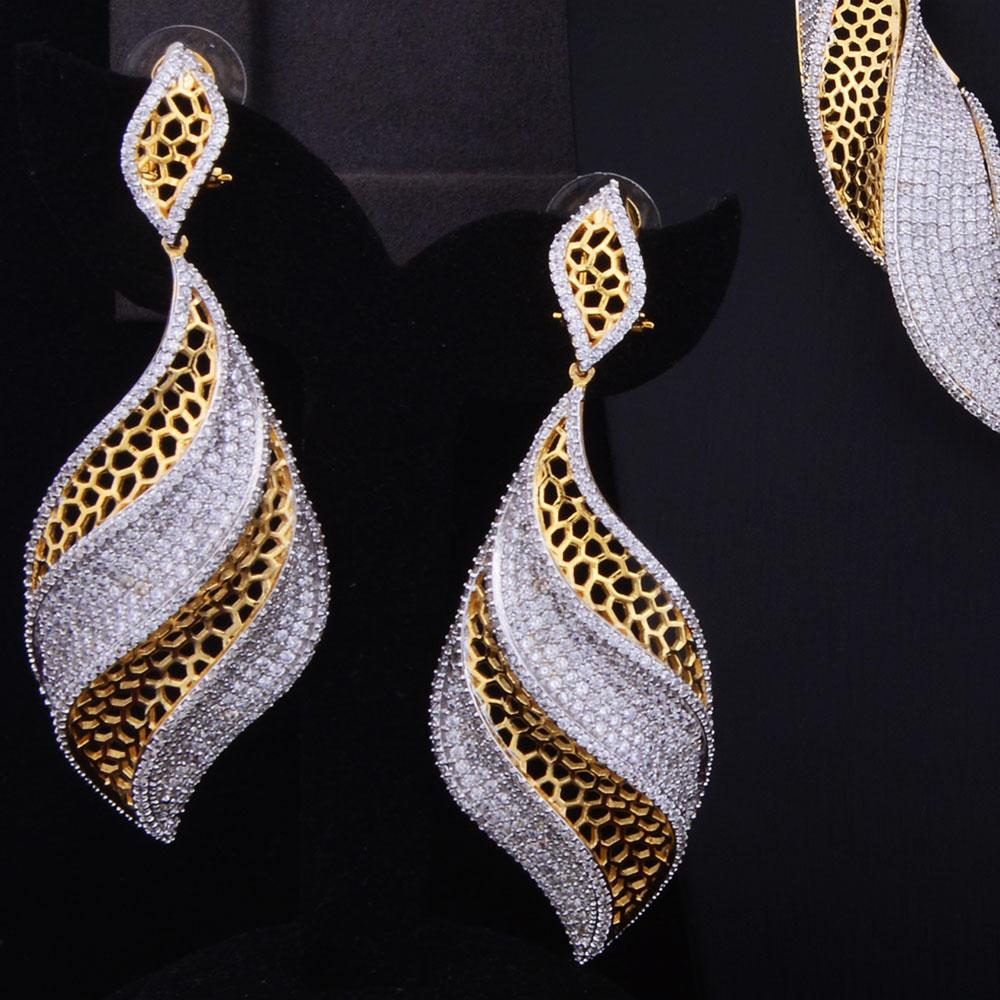 Luxury Twist Necklace Set  4