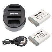 2Pcs NB 13L NB13L NB 13L Battery + USB Dual Charger for Canon G5X G7X G9X, G7X Mark II,G9X Mark II,SX720 HS,SX620 HS,SX740