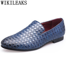 2e14968dd Sapatos de marcas famosas dos homens sapatas de vestido dos homens sapatos  de couro formais dos