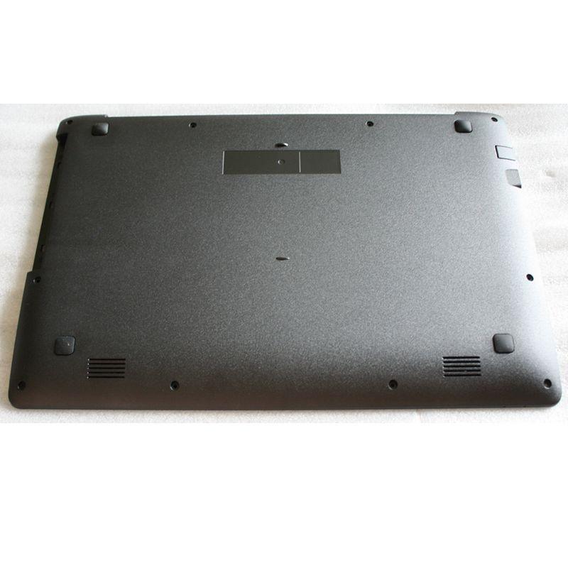 GZEELE nouveau pour ASUS X553 X553MA X553M F553M F553MA bas du châssis bas du boîtier 13N0-RLA0511 13N0-RLA0521 noir