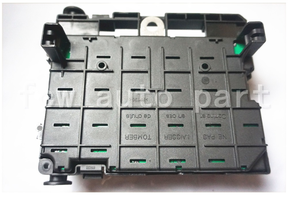 Fuse Box Unit In Engine Bay Assembly Relay For Citroen Peugeot 9657608580 9650663980 Bsm 6500y1: Citroen Relay Fuse Box Location At Johnprice.co
