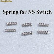 ChengHaoRan 2 20 sztuk dla Nintendo przełącznik NS Joy con Joy con naprawy wiosna dla konsoli Nintendo przełącznik sterowanie metalowy zamek klamry