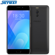 Original Meizu M6 Note 3G 16G/32G Mobile Phone Android Snapdragon 625 Octa core 5.5'' Dual PD Camera 4000mAh Fingerprint