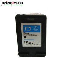 einkshop 123xl Refilled Ink Cartridge Replacement for hp 123 xl Deskjet 2130 1112 3630 3632 3635 3636 3055 ENVY 4516