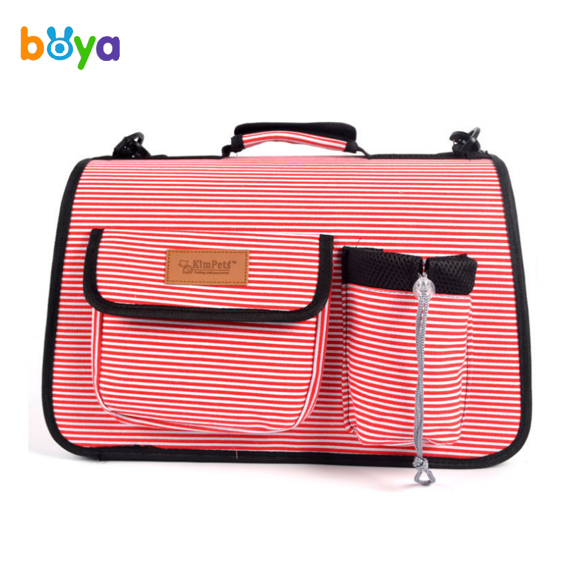Boya New Dog Accessories Multifunction All Seasons Pet Bag Cat And Dog Portable Shoulder Hand Bag Leisure Animal Breathable Bags