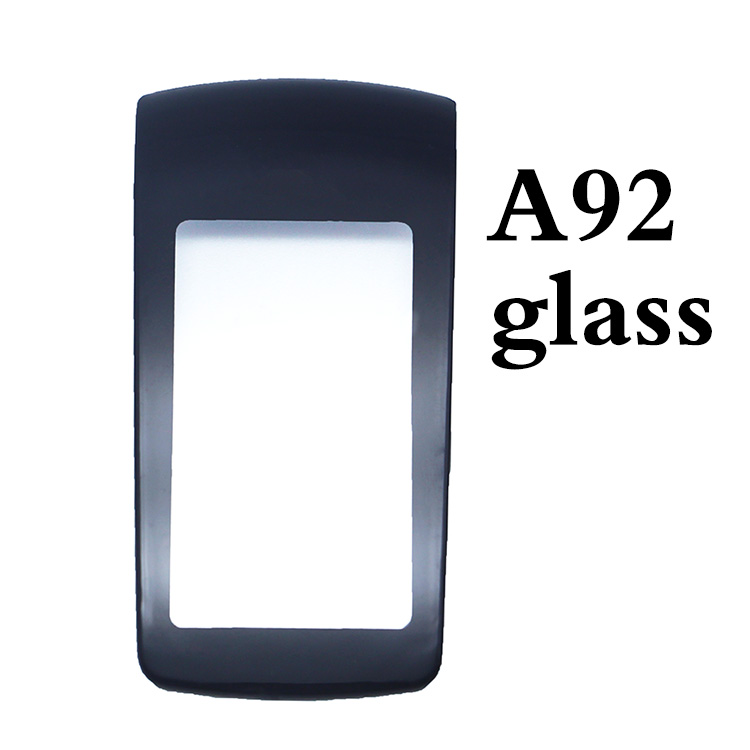 New Russian Version A92/A94/V62/A62/A64 LCD Keychain Glass For Two Way Starline A92/A94/V62/A62/A64 2-way LCD Remote Controller