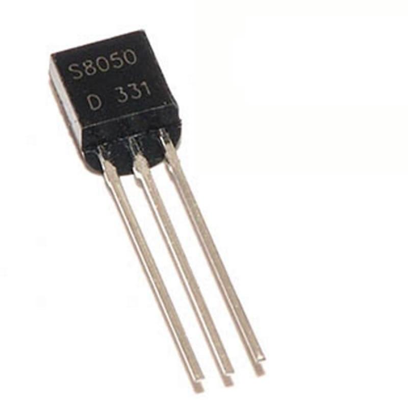 MCIGICM 5000pcs S8050 NPN General Purpose Transistors TO 92 0 5A 40V NPN Original new