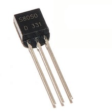 цена на Free shipping 100pcs in-line triode transistor TO-92 0.5A 40V NPN Original new S8050