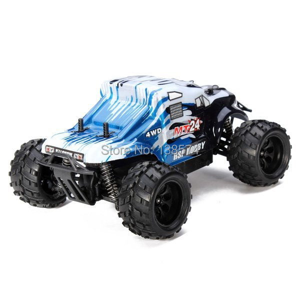 HSP Rc Car Electric Power 4wd Mini Hobby 1/24 Scale Off Road Monster Truck 94246 Remote Control Toys Electronic Toys Rc Model - 2