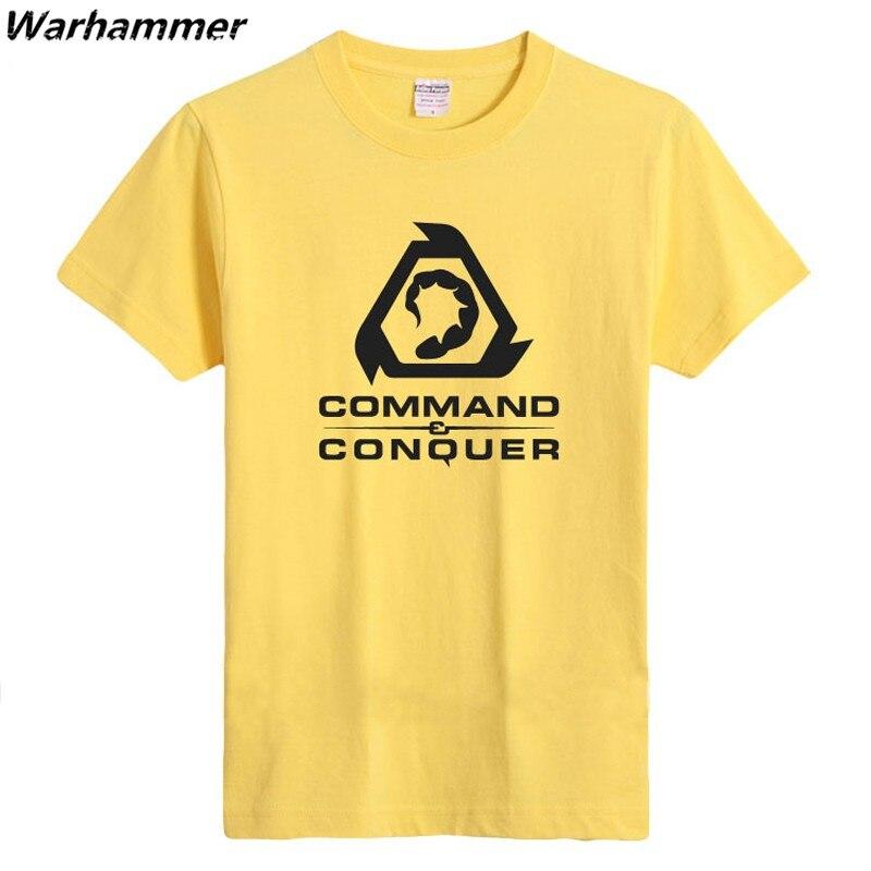 Command Conquer Տղամարդկանց վերնաշապիկ - Տղամարդկանց հագուստ - Լուսանկար 6