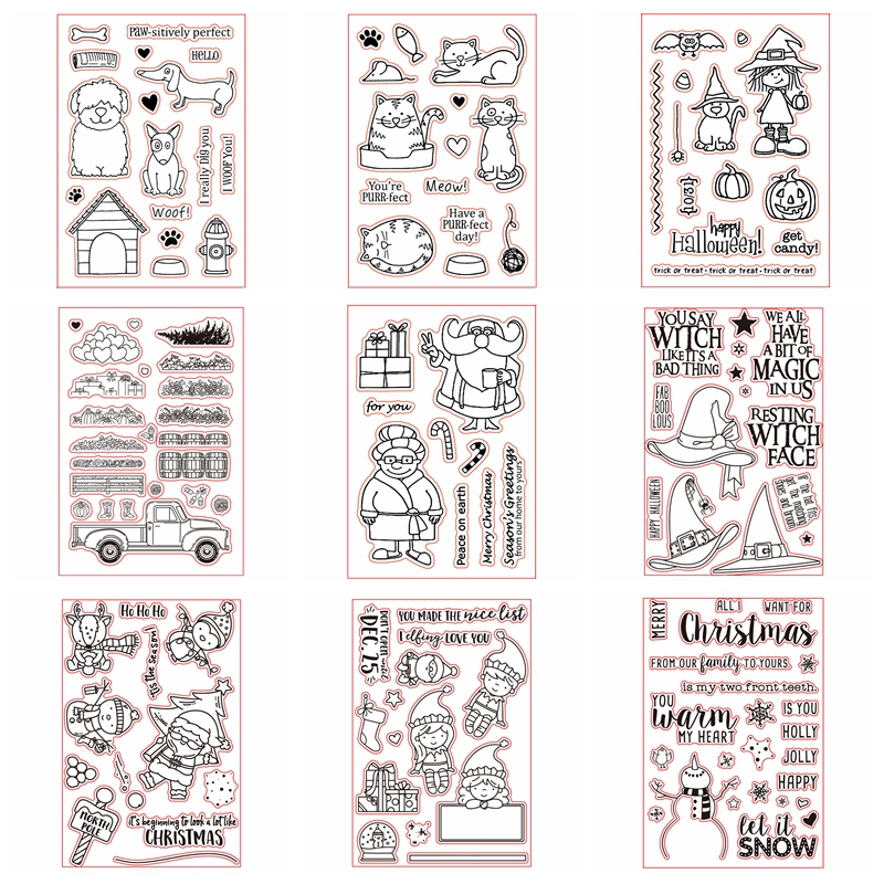 Glorious New Transparent Silicone Clear Rubber Stamp Scrapbooking Diy Cute Pattern Photo Album Paper Card Decor Bathing Girl Stamp Ebay Motors
