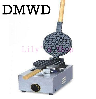 Professional gas Chinese eggettes puff waffle iron maker machine Commercial lpg gas hong kong style bubble egg cake Muffin oven