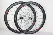 V-SPRINT CARBON wheel road bike carbon wheel 700C * 50MM CARBON WHEEL