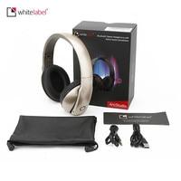 Whitelabel AncStudio Bluetooth Headphones Wireless Stereo Headsets Earphone Over Ear Headset Foldable NFC HIFI Noise Cancelling