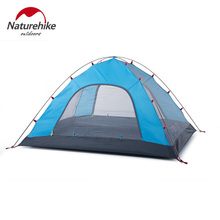 NatureHike Large Camping Tent  3 Person Ultralight Tents