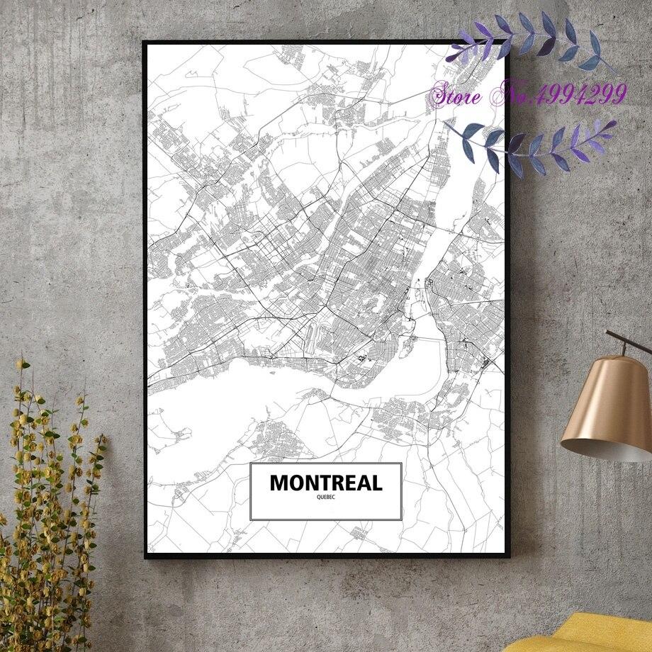 VANCOUVER CITY LANDSCAPE PRINT PICTURE WALL ART A4 MONOCHROME unframed 22