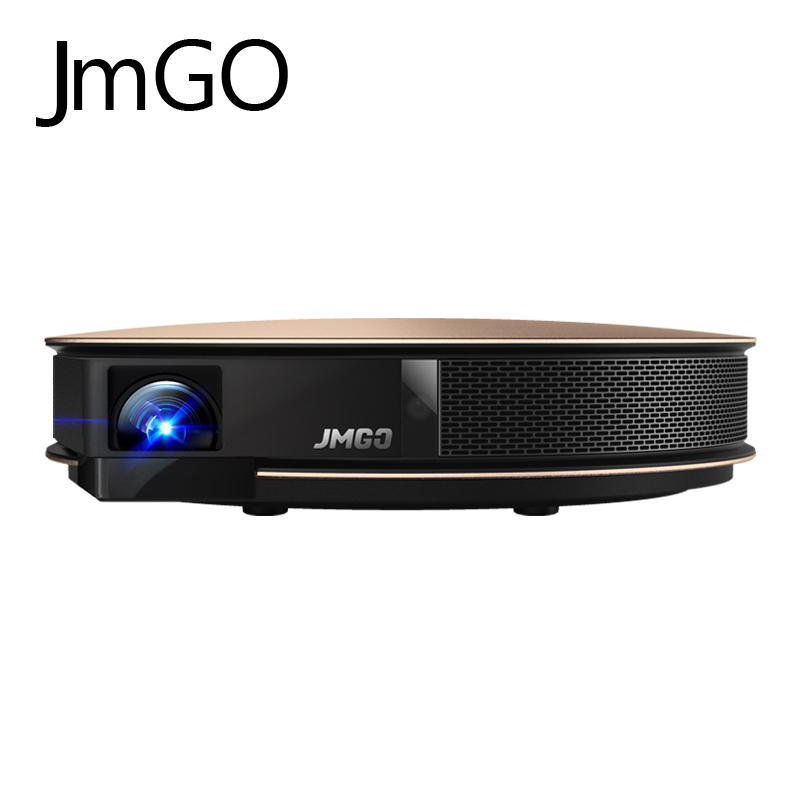 JMGO G3 Pro USB Video HDMI 1200ANSI Wifi Micro DLP Mini Phone Portable Smart 3D Support 4K LED Android Projector For Iphone Ipad
