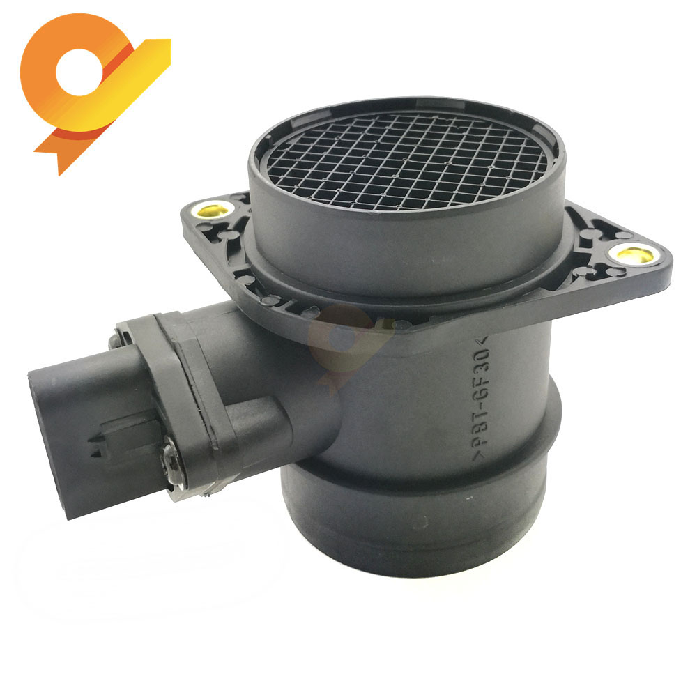 Mass Air Flow MAF Sensor For Seat Alhambra Ibiza Leon Toledo Skoda Fabia Octavia Ford Galaxy 1.9 TDI 0280217121 06A906461-in Air Flow Meter from Automobiles & Motorcycles