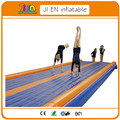 10*3*0.6mH inflatable air tumble track,inflatable air track gymnastics