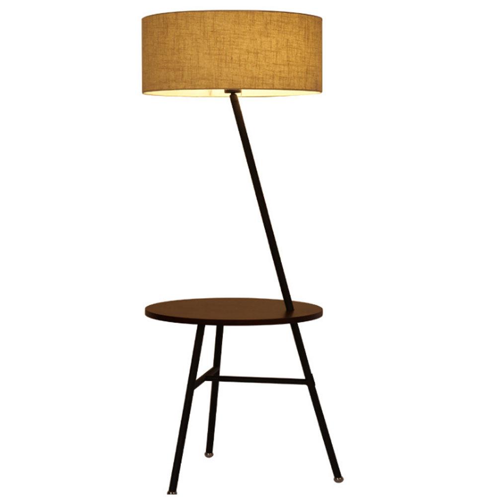 Nordic Modernen Minimalistischen Mode Couchtisch Stehlampe Wohnzimmer Europische Hotel Tisch Boden LeuchteChina