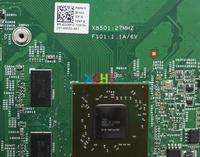 w mainboard האם מחשב עבור Dell Vostro 3550 V3550 CN-0326FG BR-0326FG 0326FG 326FG w 216-0,810,005 GPU מחברת מחשב נייד Mainboard האם נבדק (3)
