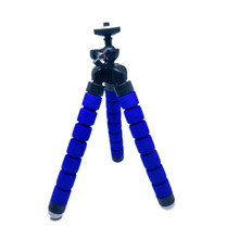 three Colours Mini Versatile Digital camera Telephone Holder Versatile Octopus Tripod Bracket Stand Holder Mount Monopod clip Styling Equipment