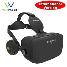 2017 New Bobovr X1 All in one VR Helmet 3D Glasses Octa-Core 2G/32G Virtual Reality Glasses with Headphone Muti-language HDMI