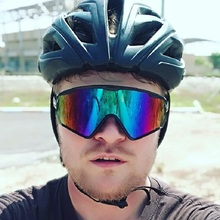 купить Mens Cycling Glasses Mountain Bicycle Road Bike Sport Sunglasses Eyewear Gafas Ciclismo Oculos Ciclismo Occhiali дешево
