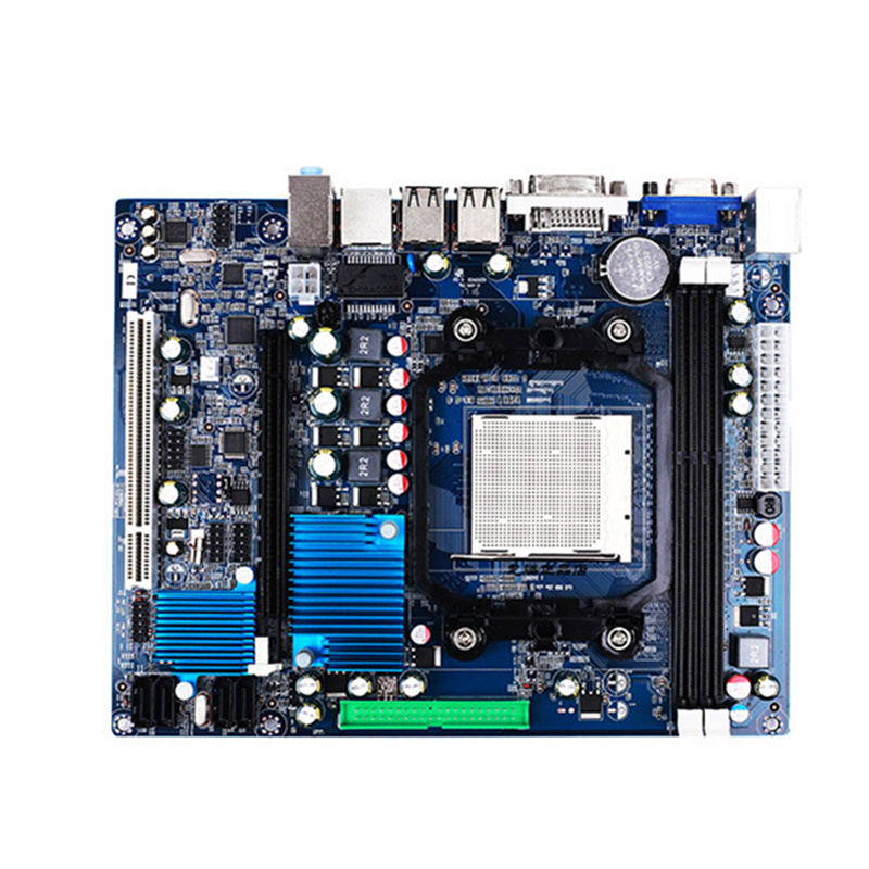все цены на New desktop Motherboard A78 AM2 DDR3 Memory Motherboard Supports AM3 938 Dual Core Quad Core онлайн