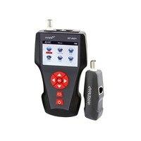 NF 8601 Professional cable tester / network tester PING test POE test crosstalk test UK Plus 220 240V