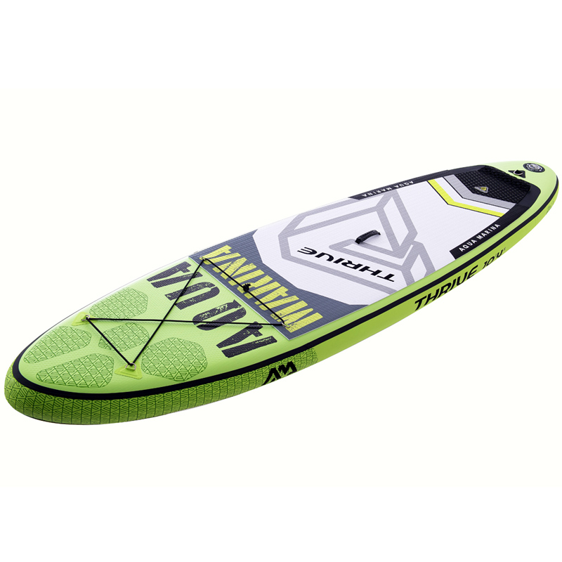 2017 m. Naujas 300 * 75 * 15cm AQUA MARINA 10 pėdų THRIVE su - Vandens sportas - Nuotrauka 6