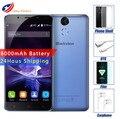 Blackview P2 lite 4G мобильный телефон с 5 5-дюймовым дисплеем  восьмиядерным процессором MTK6753  Android 7 0  ОЗУ 3 ГБ  ПЗУ 32 ГБ  13 МП  6000 мАч