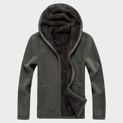 Для мужчин зимние Военные флисовые куртки 2018 новые теплые мужские тактические термостойкая, дышащая куртка с капюшоном Для мужчин s